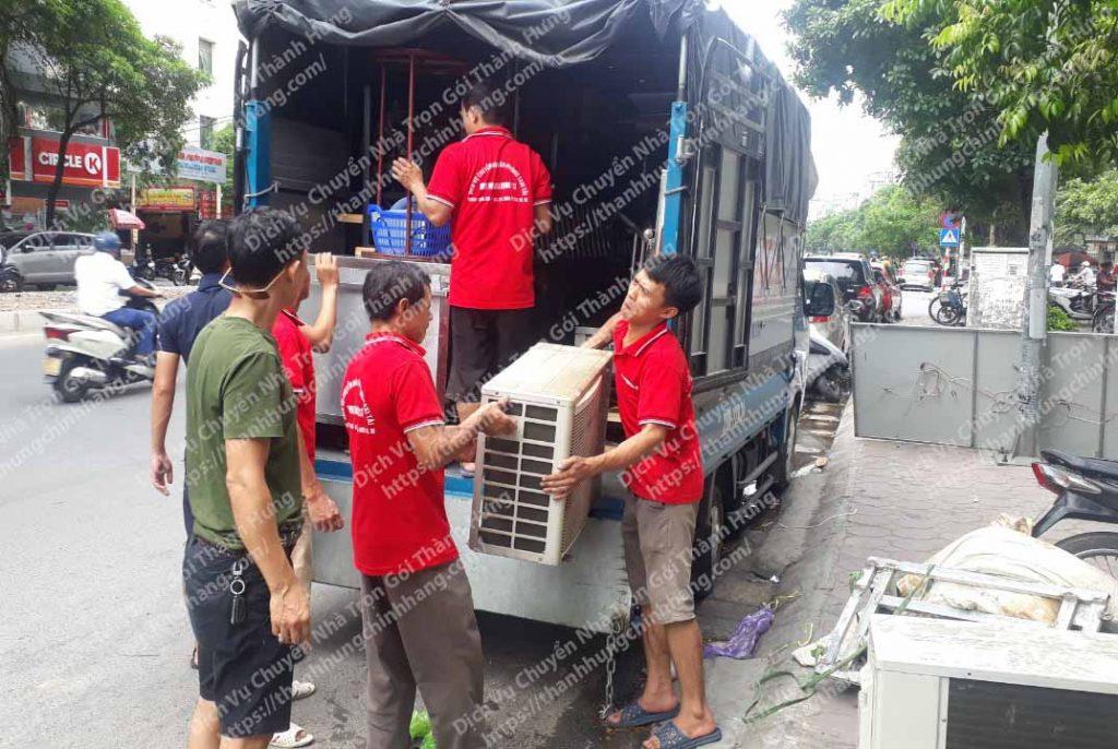 Dịch Vụ Chuyển Nhà Trọn Gói Tại Quận Long Biên